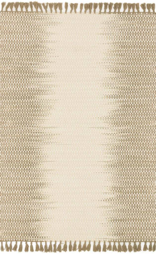 Loloi Chantilly LC-01 Ivory / Olive Rug