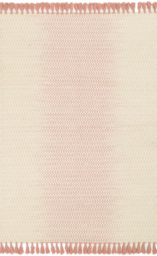 Loloi Chantilly LC-02 Ivory / Blush Rug