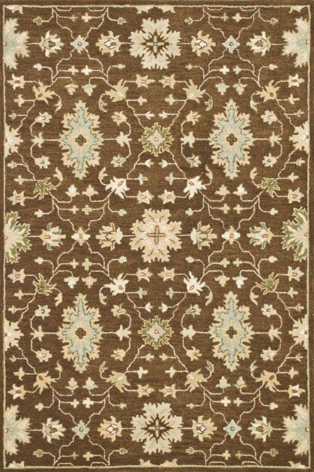 Loloi Fairfield HFF04 Brown Rug