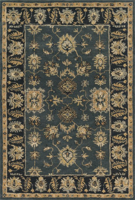Loloi Fairfield HFF25 Blue / Navy Rug