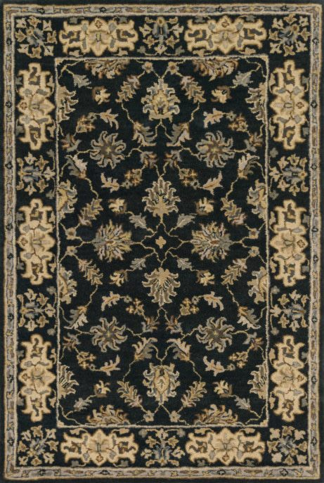 Loloi Fairfield HFF26 Navy / Navy Rug