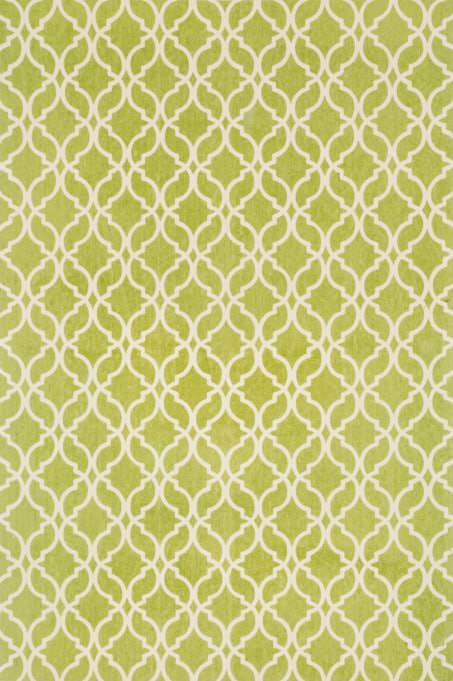 Loloi Geo GEO03 Apple Green / Ivory Rug