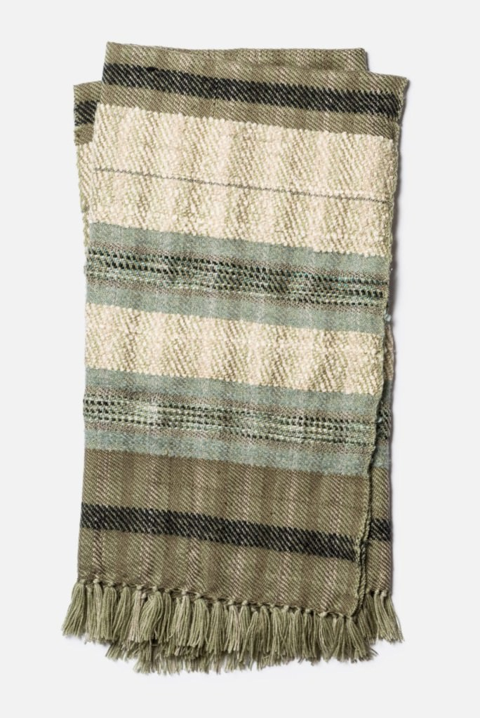 Loloi Iris T0013 Grey / Ivory Throw