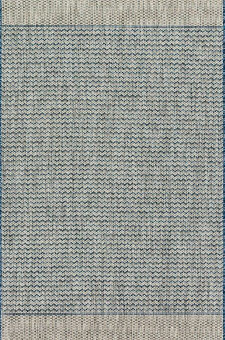 Loloi Isle IE-03 Grey / Blue Rug