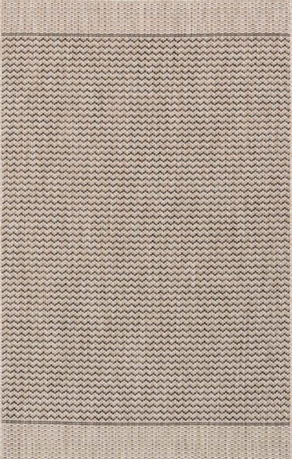 Loloi Isle IE-03 Grey / Black Rug