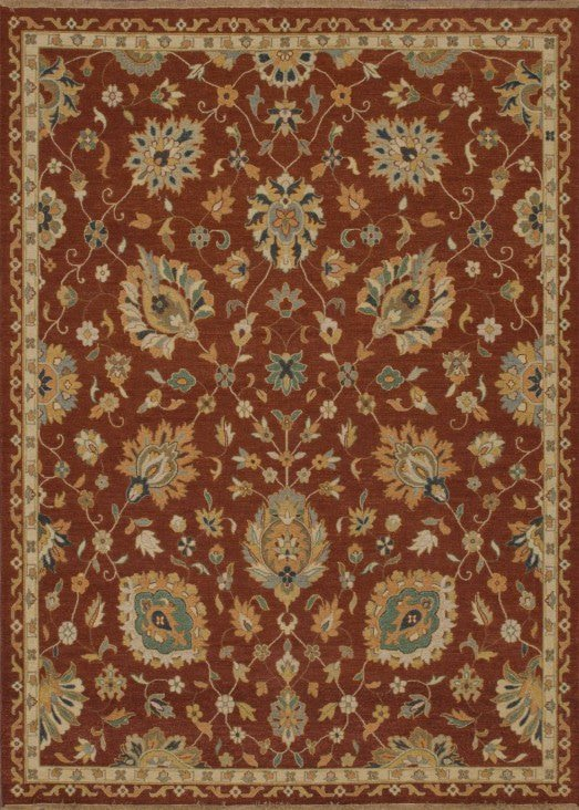 Loloi Laurent LE-01 Rust Rug