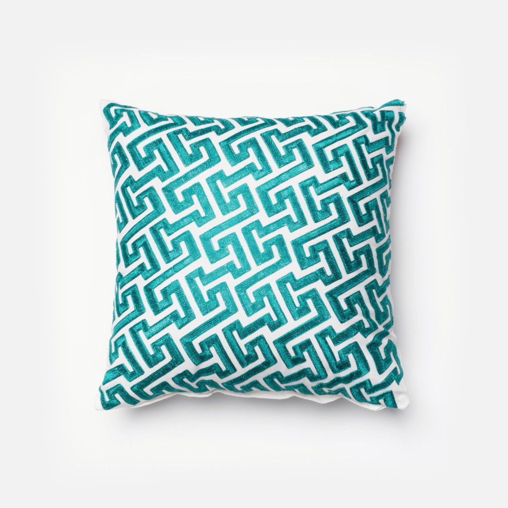 Loloi POLY SET P0077 Teal Rug