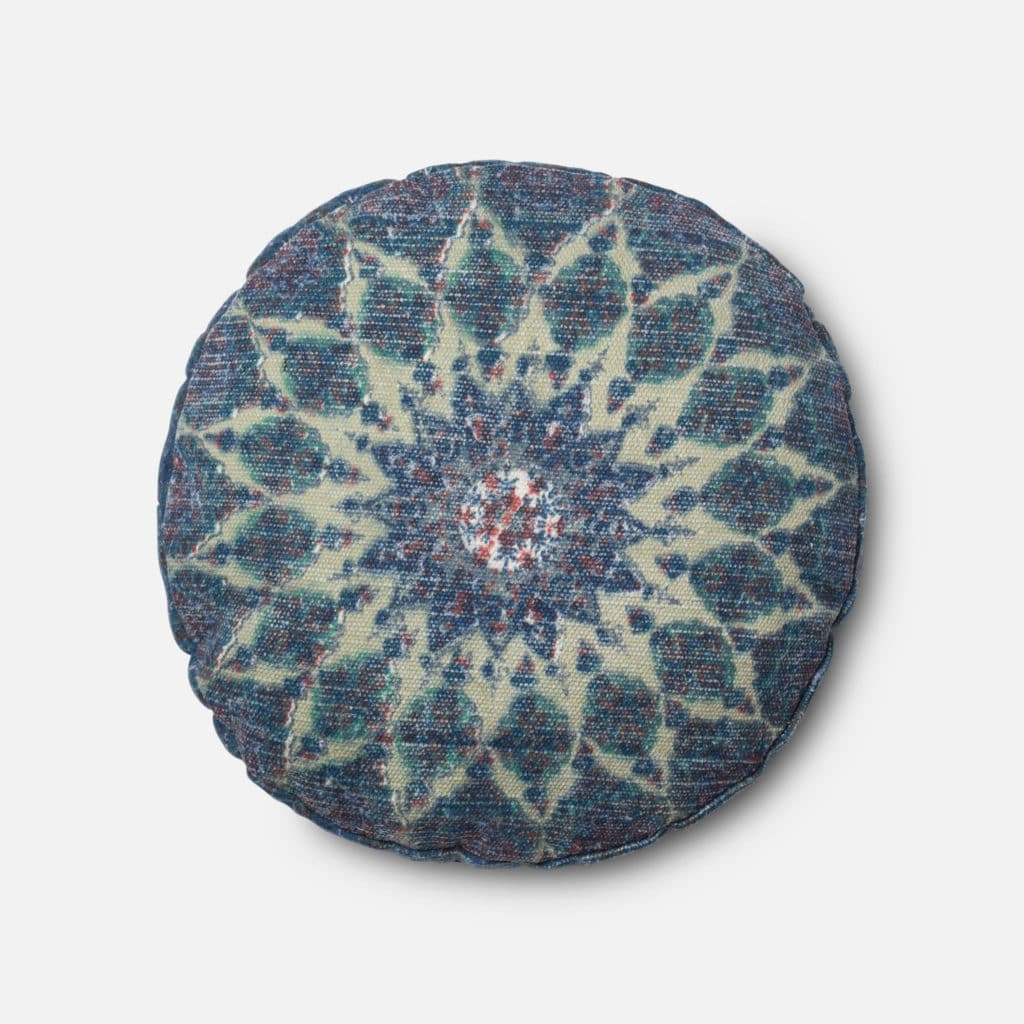 Loloi POLY SET P0408 Blue / Teal Rug