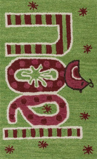 Loloi Skylar HSK17 Green / Red Rug