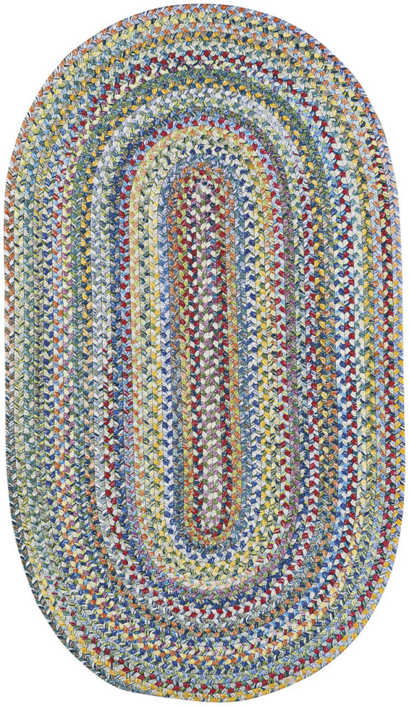 Capel Greenville 900 Multi Braided Rug