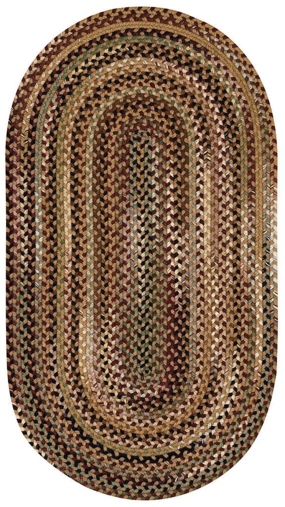 Capel Gramercy 700 Tan Braided Rug