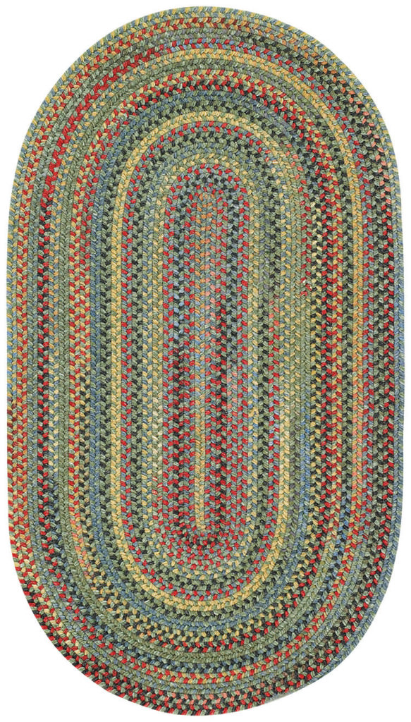 Capel Songbird 250 Parakeet Braided Rug