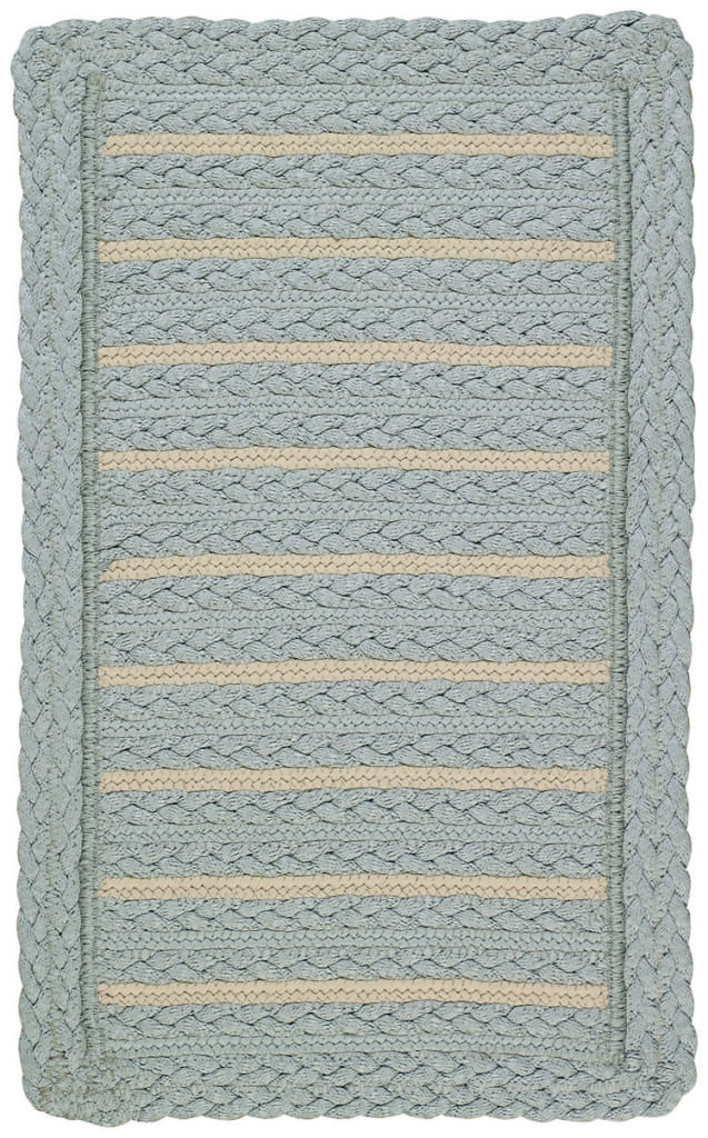 Capel Hammock 400 Spa Braided Rug