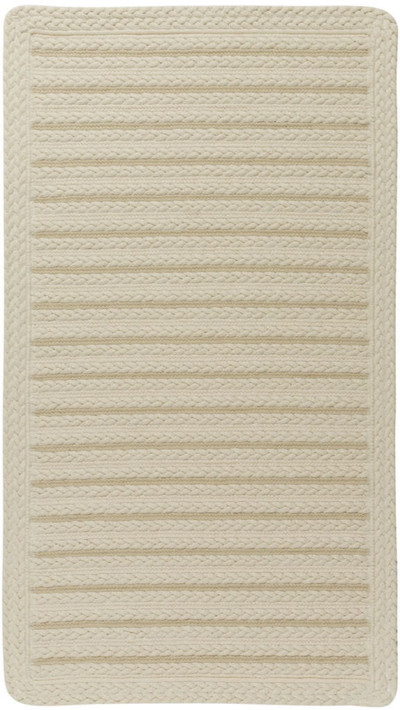 Capel Hammock 600 Lambswool Braided Rug
