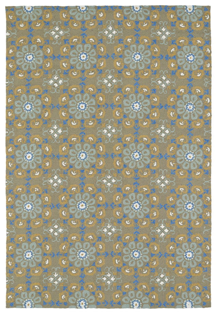 Kaleen Habitat 2113-49 Brown Rug