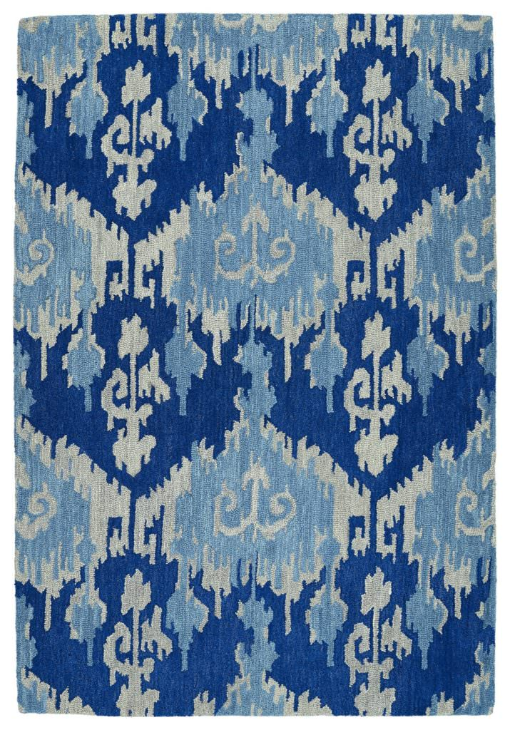 Kaleen Casual 5055-10 Denim Rug