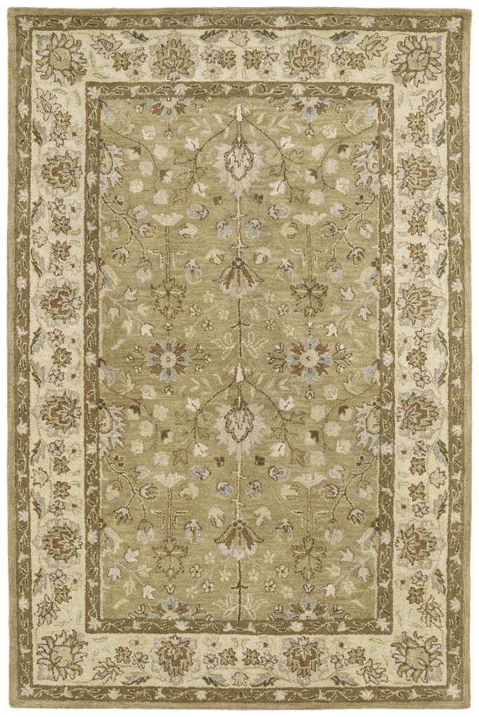 Kaleen Heirloom Katherine-05 Camel Rug