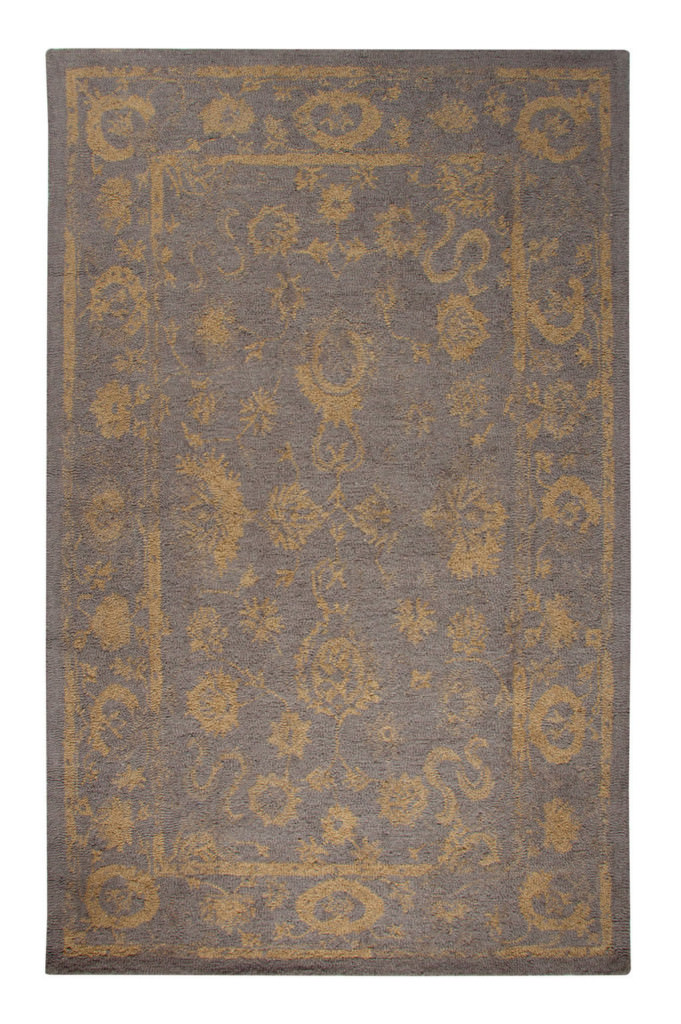 "Dynamic Avalon 9'-2"" x 12'-6"" 88800-607 Brown / Gold Rug"