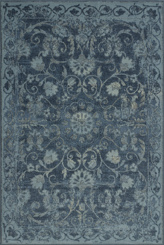 Dalyn Beckham BC29 Denim Rug