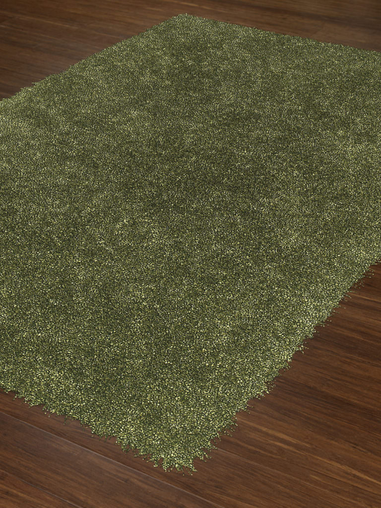 Dalyn Belize BZ100 Kiwi Rug Floor View