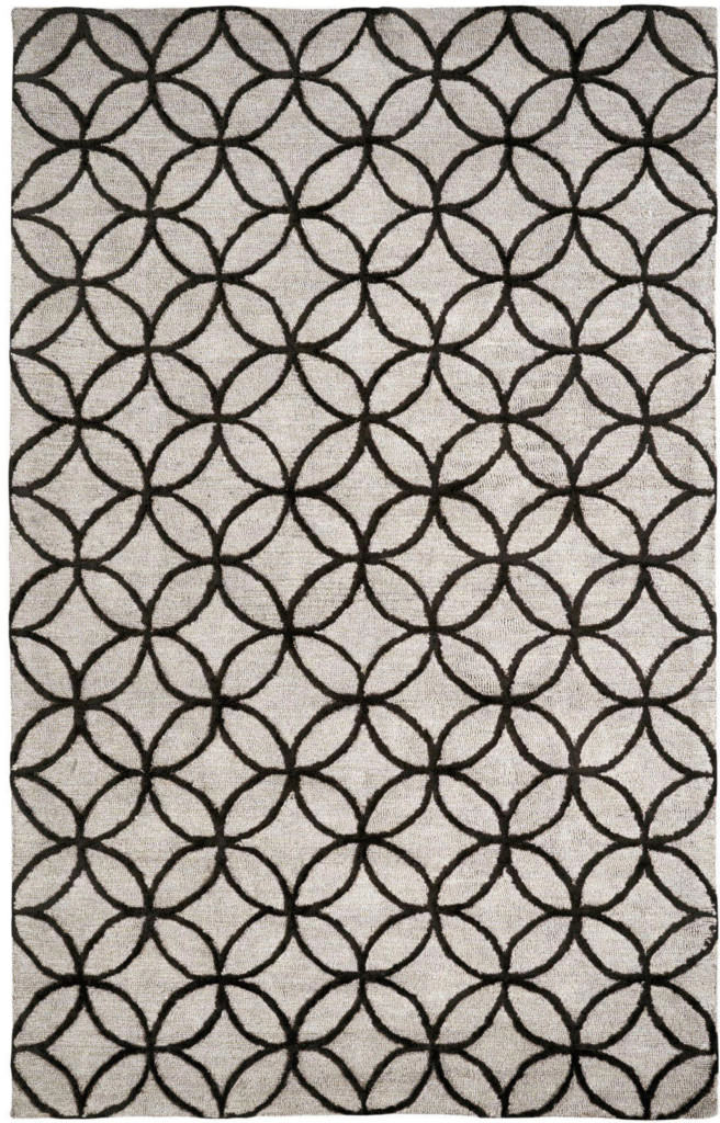 Dynamic Broadway 8' x 11' 99441-166 Taupe / Ivory Rug