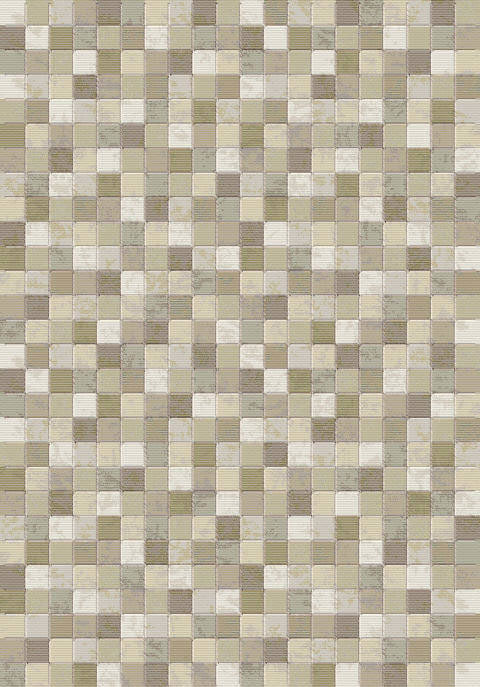 "Dynamic Eclipse 7'-10"" x 10'-10"" 63339-6282 Beige Rug"
