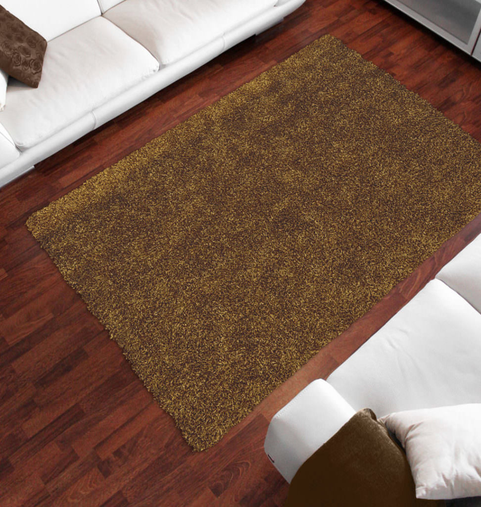 Dalyn Illusions IL69 Gold Rug Room View