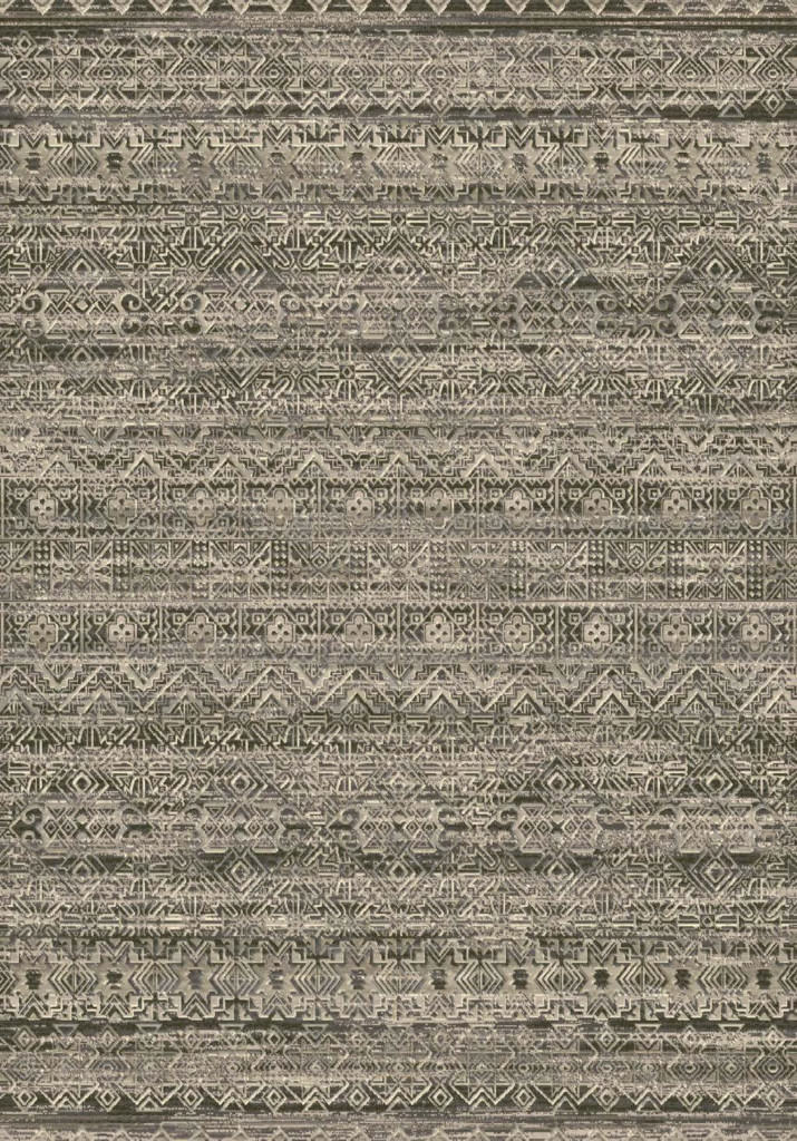 "Dynamic Imperial 7'-10"" x 10'-10"" 68331-6363 Grey Rug"