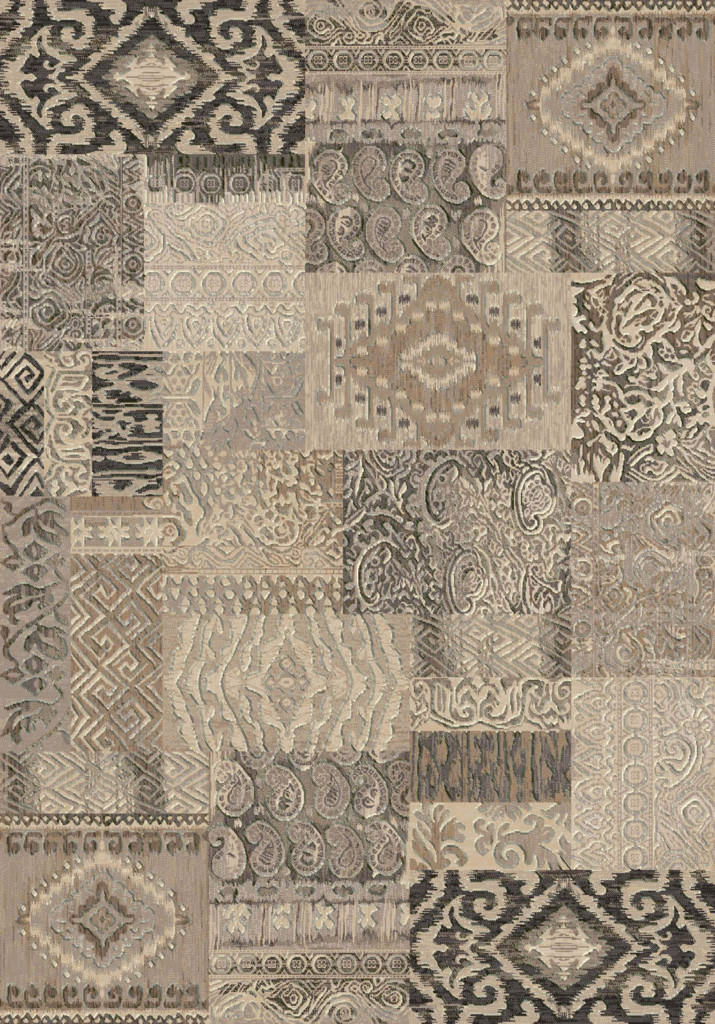 "Dynamic Imperial 7'-10"" x 10'-10"" 73292-3363 Multi Rug"