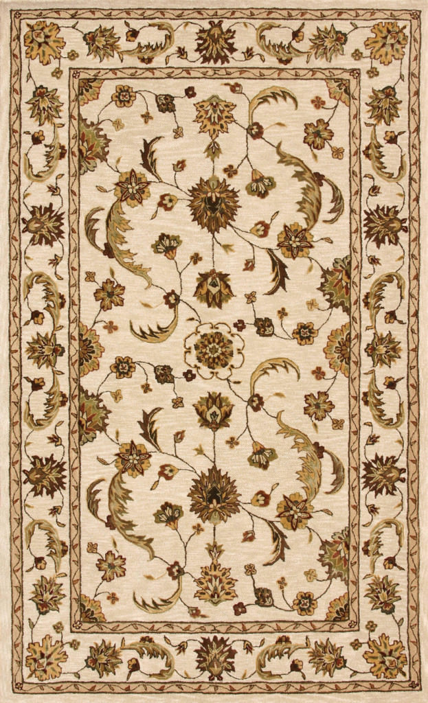 "Dynamic Jewel 9'-6"" x 13'-6"" 70113-100 Beige Rug"