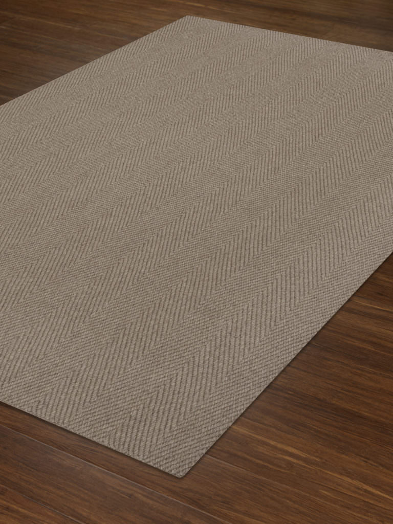Dalyn Monaco Sisal MC200 Putty Rug Floor View