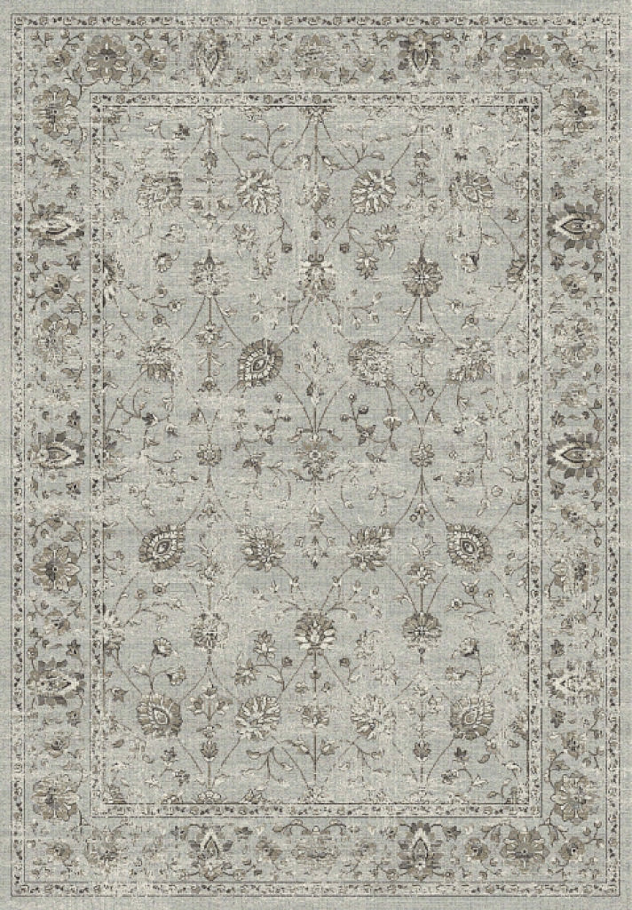 "Dynamic Regal 7'-10"" x 11'-2"" 88912-5959 Silver Rug"