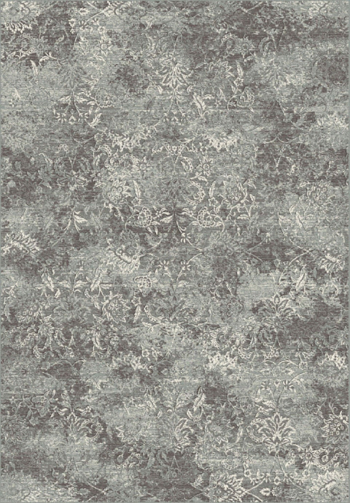 "Dynamic Regal 7'-10"" x 11'-2"" 89536-5969 Grey / Silver Rug"