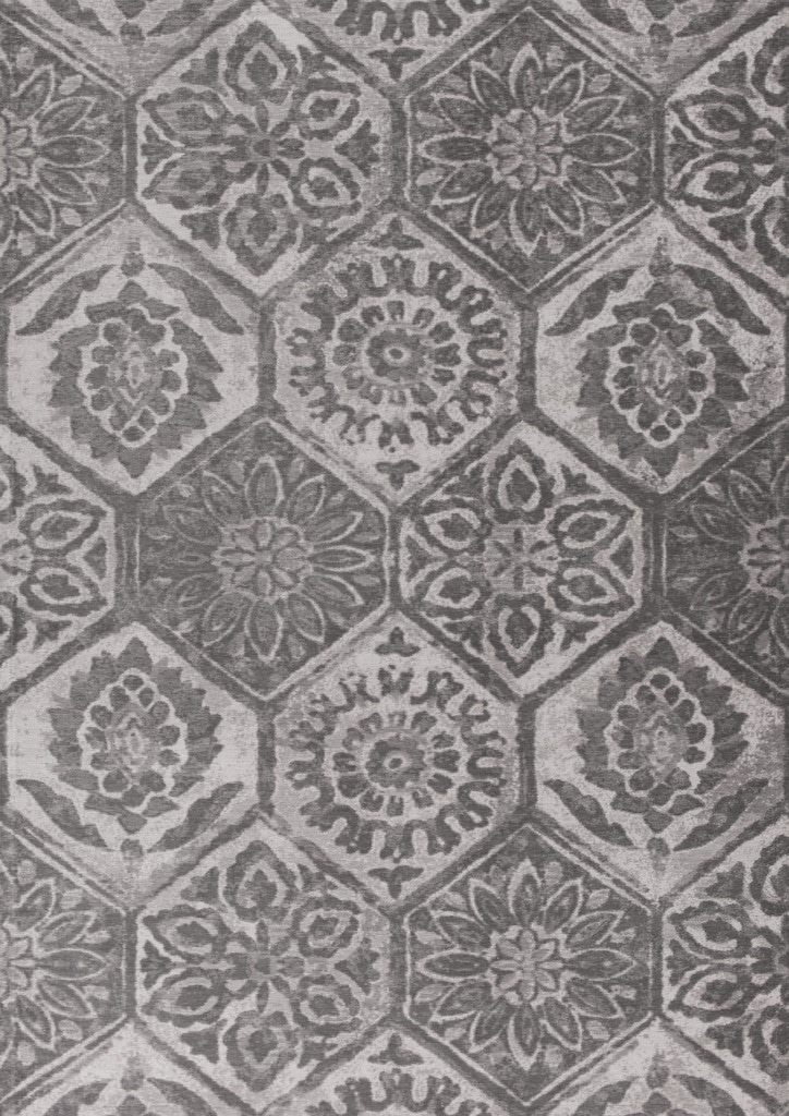 Retreat 113 Grey Mosaic