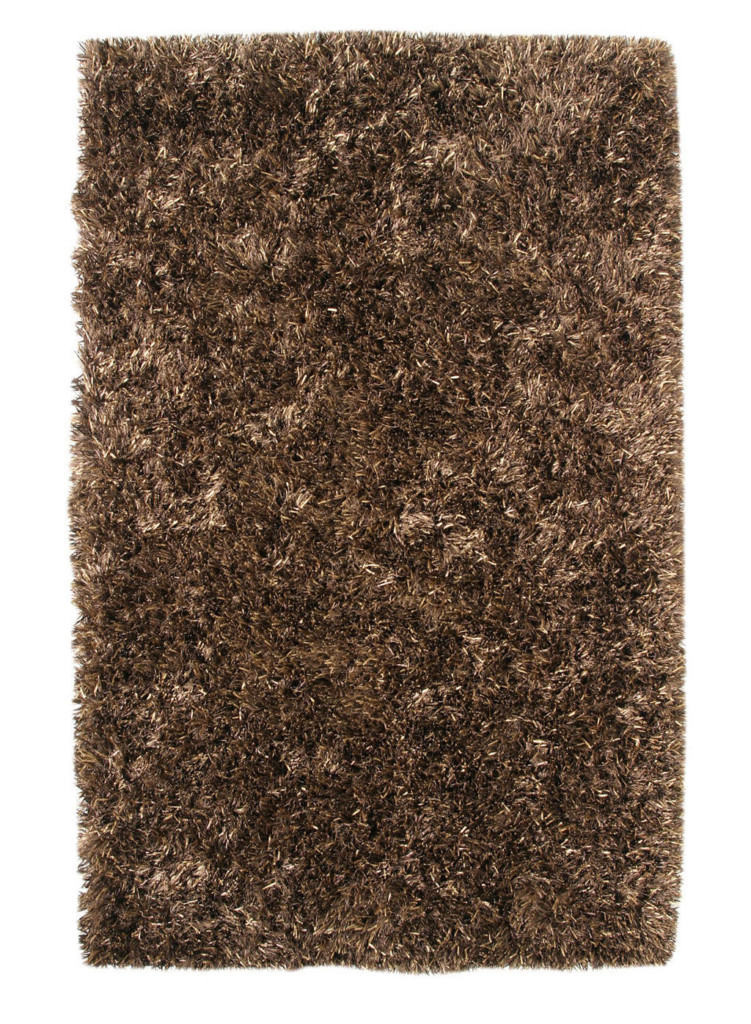 Dynamic Romance 8' x 10' 2600-606 Brown Rug