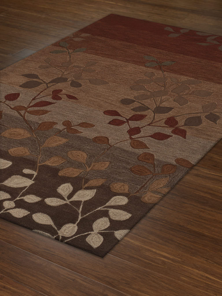 Dalyn Studio SD1 Paprika Rug Floor View
