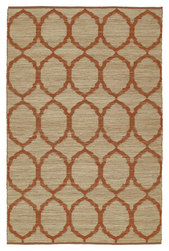 Dalyn Santiago SG100 Orange Rug