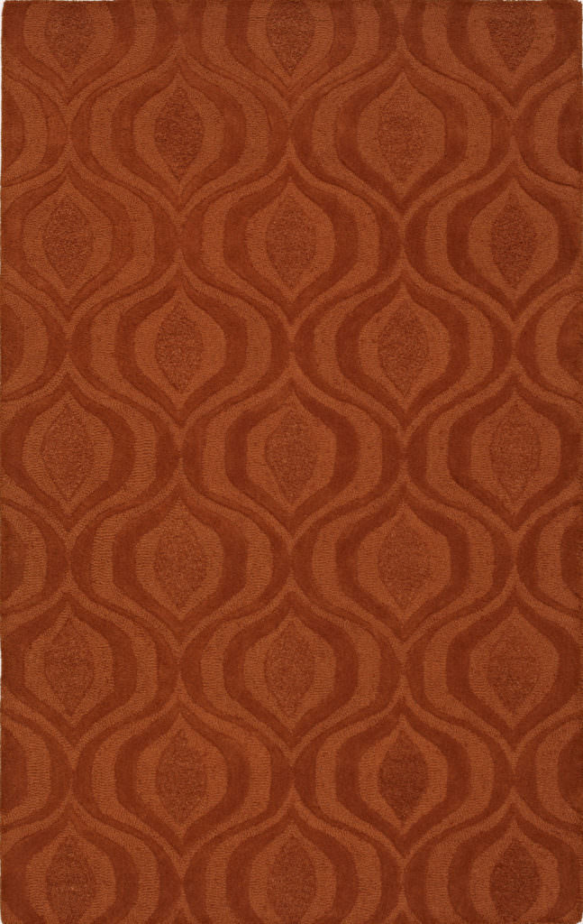 Dalyn Tones TN4 Pumpkin Rug