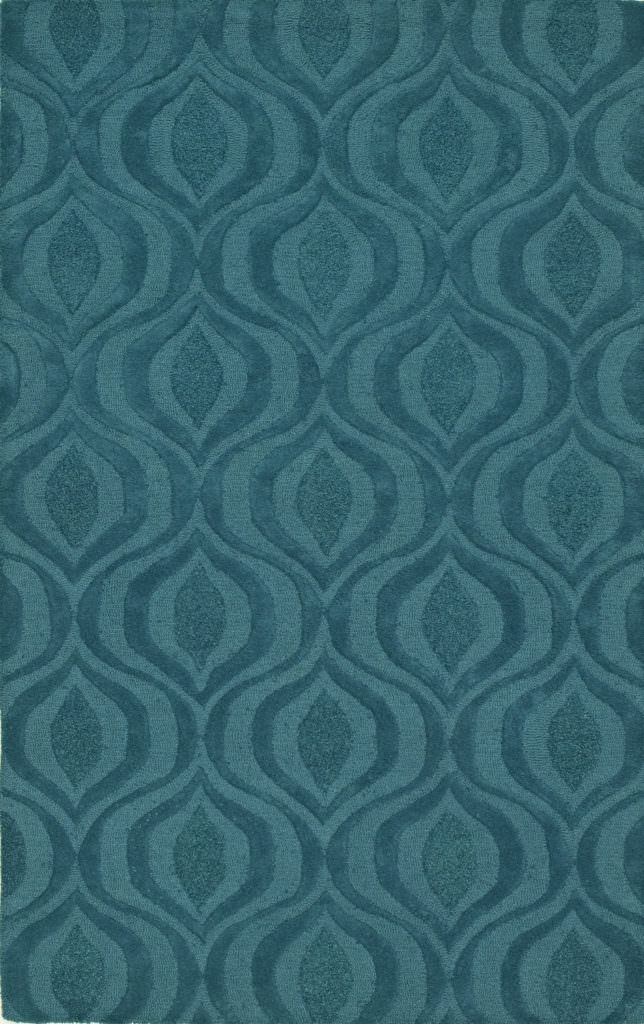 Dalyn Tones TN4 Teal Rug