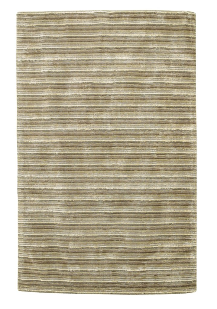 "KAS Transitions 3340 Platinum Horizon 30"" x 50"" Rug"