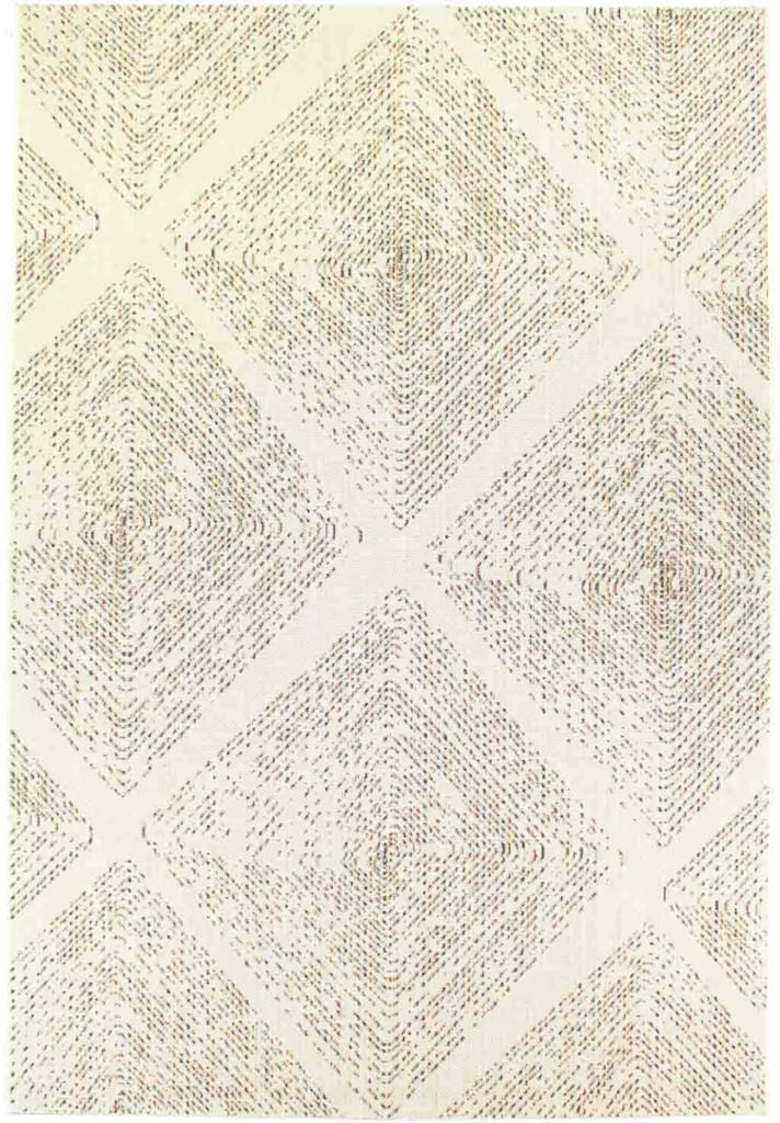 "Dynamic Veranda 7'-10"" x 10'-10"" 6483-1401 Cream Rug"