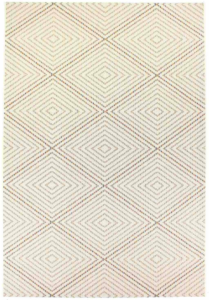 "Dynamic Veranda 7'-10"" x 10'-10"" 6496-1401 Cream Rug"
