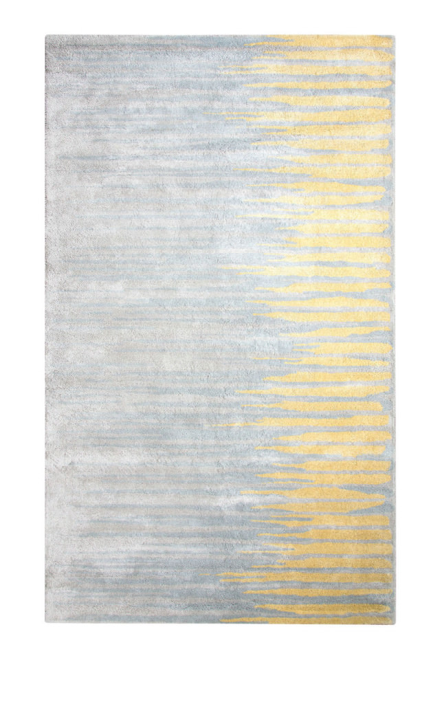 Dynamic Vogue 8' x 11' 881002-716 Gold Rug