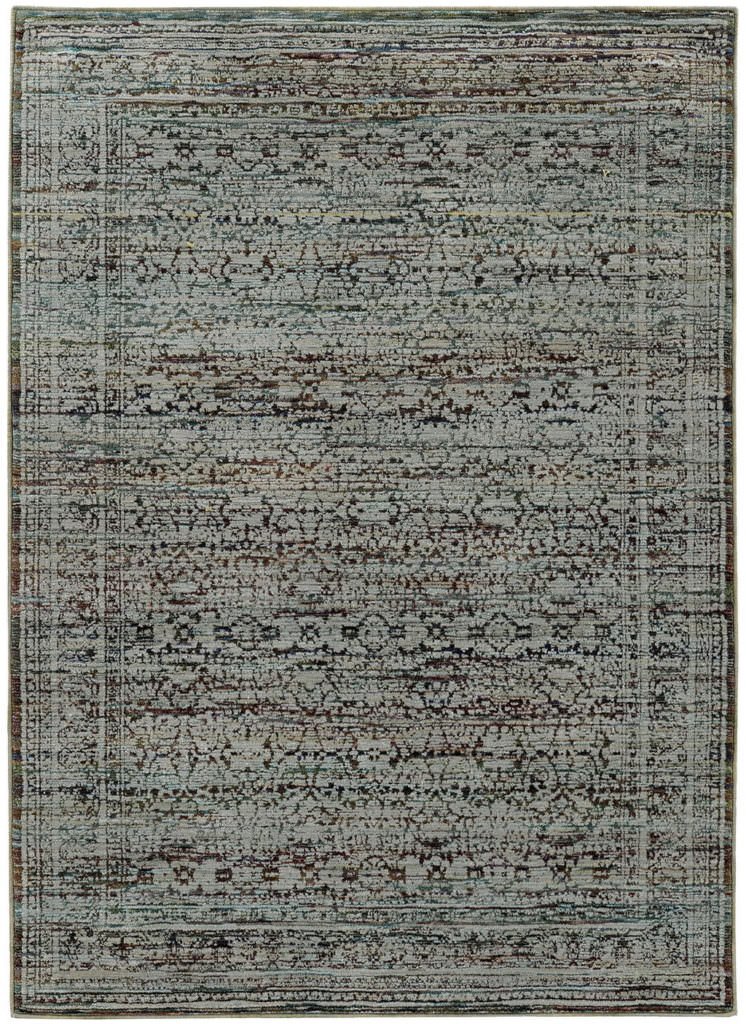 Oriental Weavers Andorra ANR 7127A Blue / Purple Rug