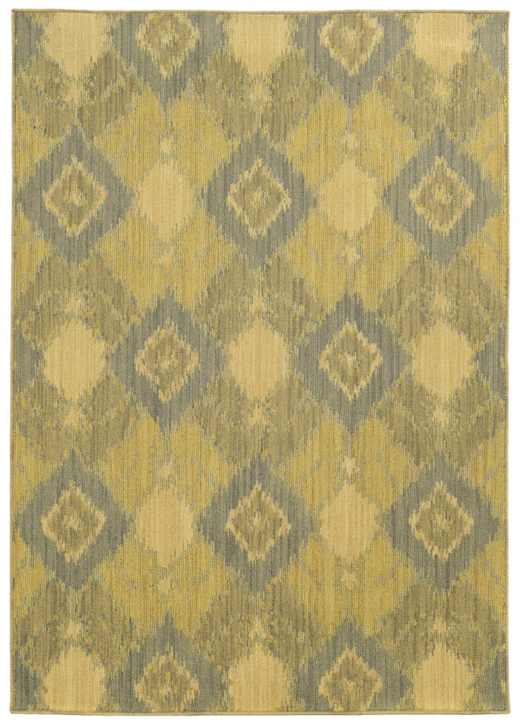 Tommy Bahama Cabana CBN 5994G Green / Blue Rug