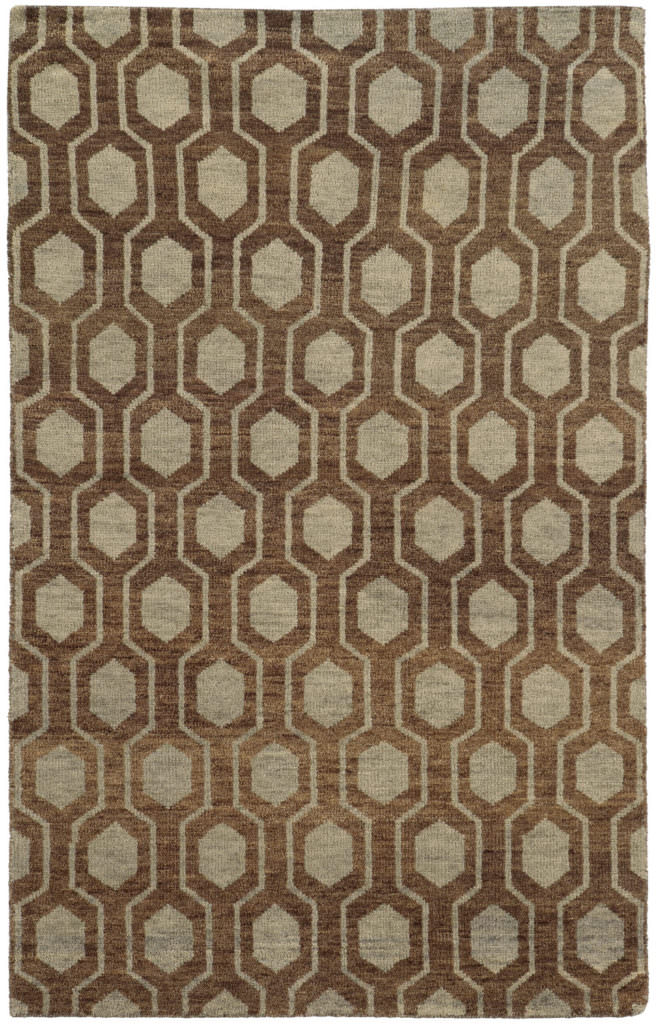 Tommy Bahama Maddox MAD 56504 Brown / Blue Rug