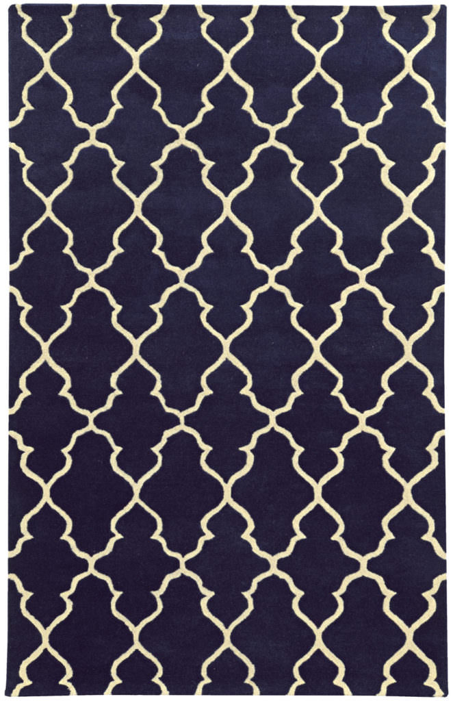 OPC 41104 Navy / Ivory Rug