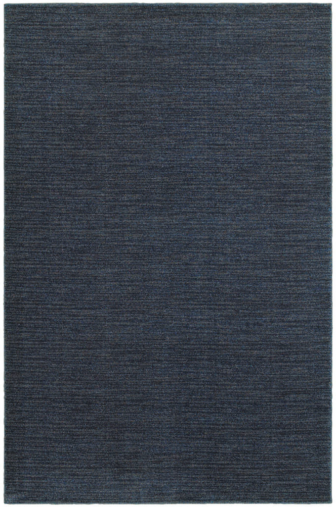 Oriental Weavers Richmond RIC 526B3 Navy / Grey Rug