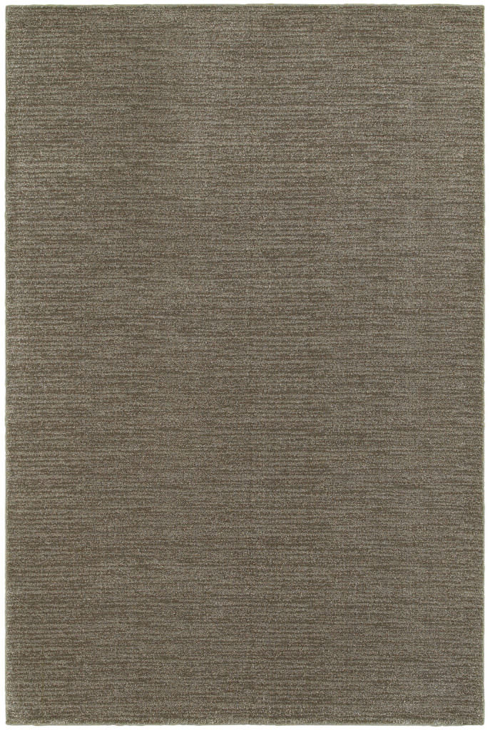 Oriental Weavers Richmond RIC 526H3 Grey / Brown Rug