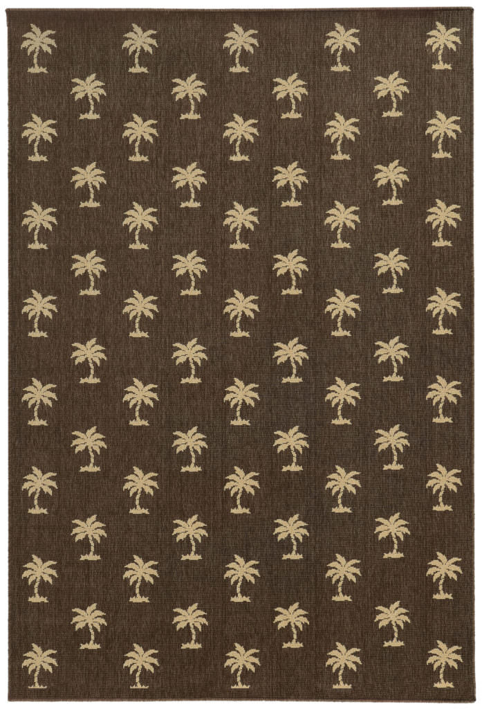 Tommy Bahama Seaside SES 7126N Brown / Beige Rug